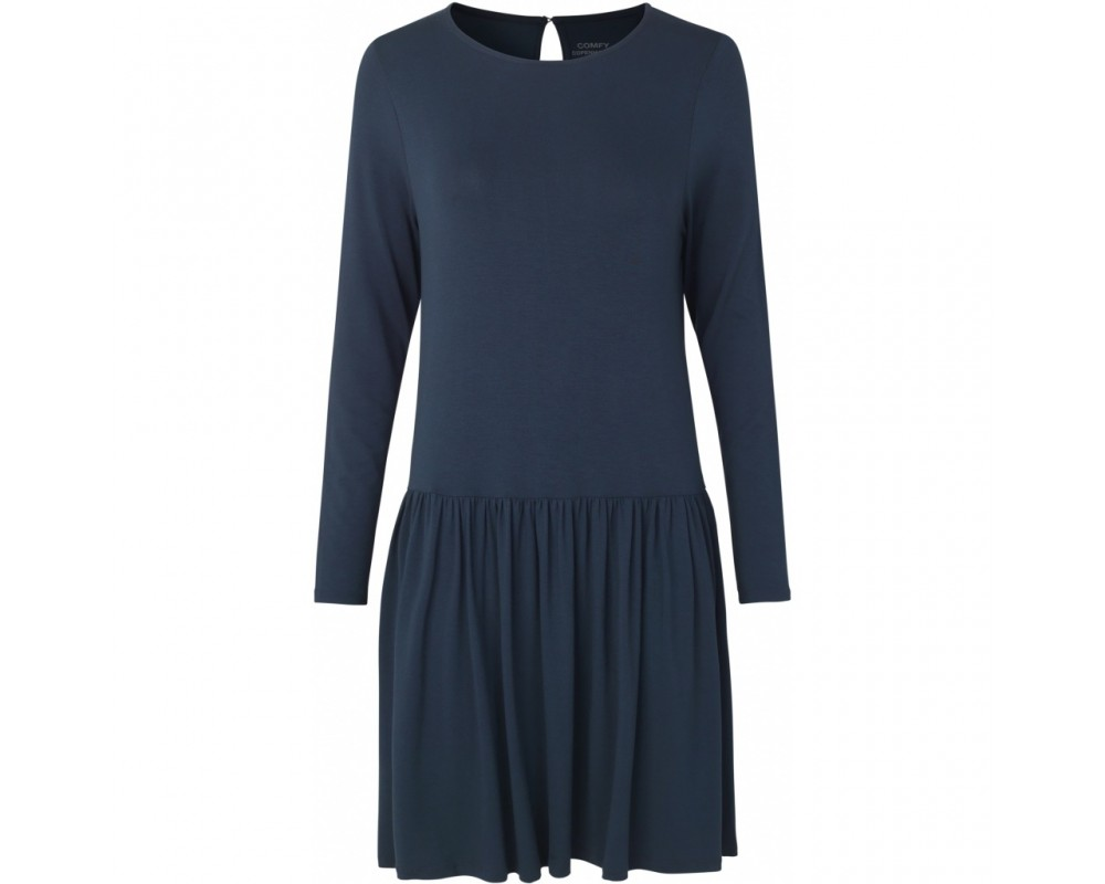kjole navy comfy copenhagen