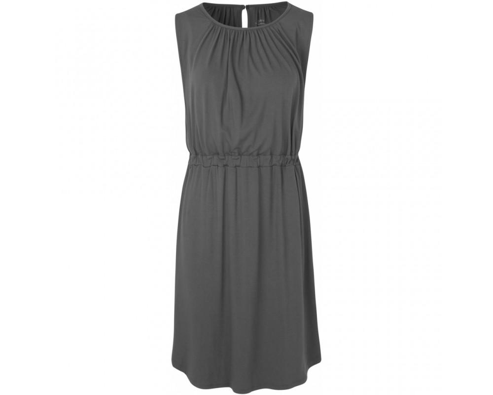 kort kjole grå comfy copenhagen