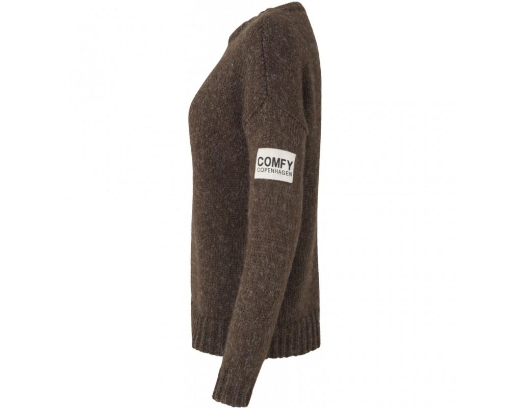 striktrøje brun comfy copenhagen