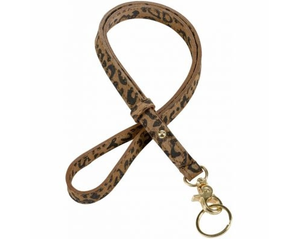 Depeche Keyhanger leopard