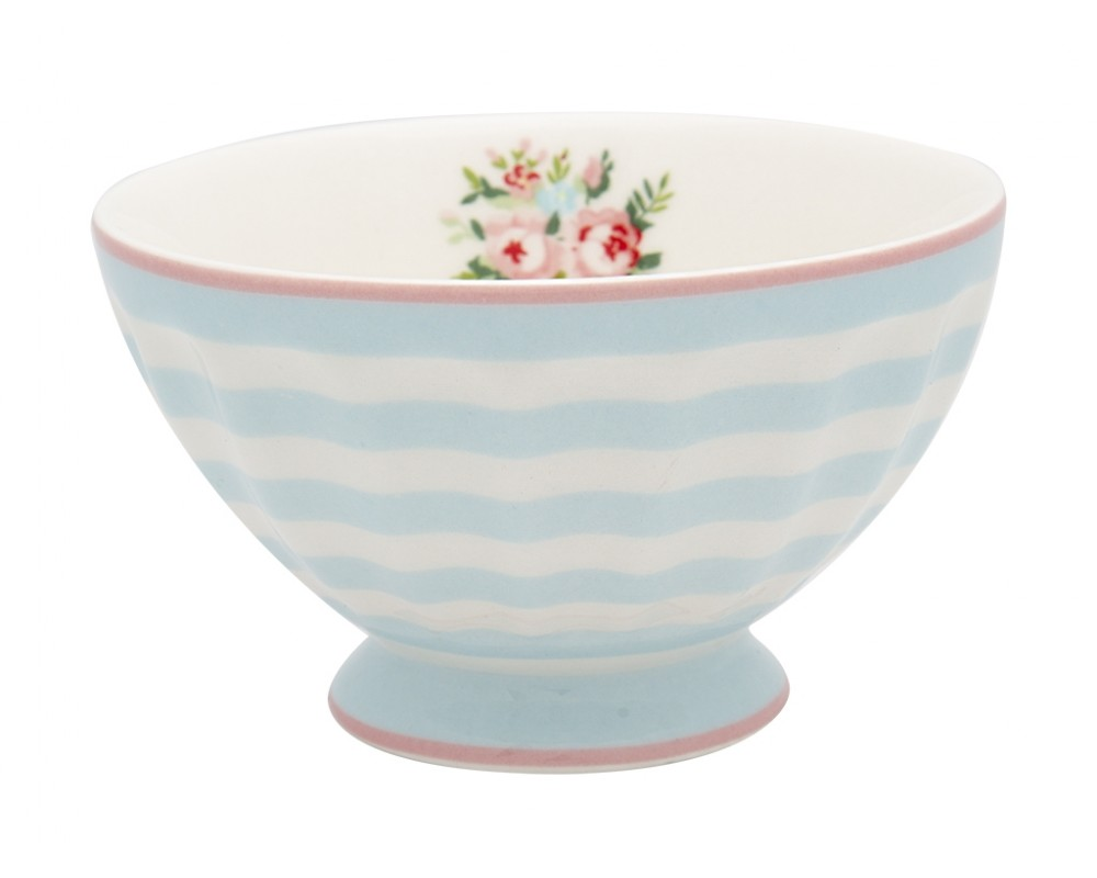 GreenGate Mid Season 2020 Nellie pale blue french bowl