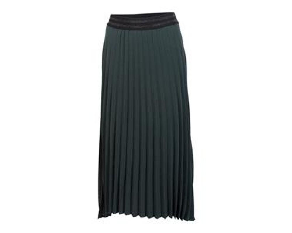 iN FRONT plisseret nederdel