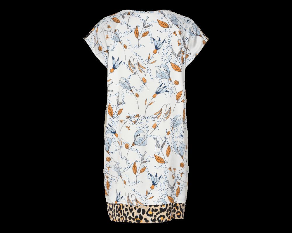 iN FRONT Pandora kjole off white
