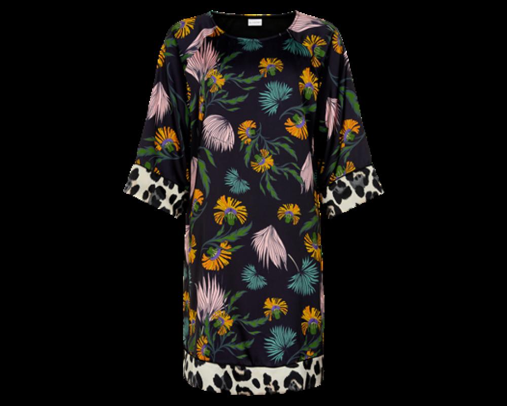 iN FRONT Pandora kjole sort