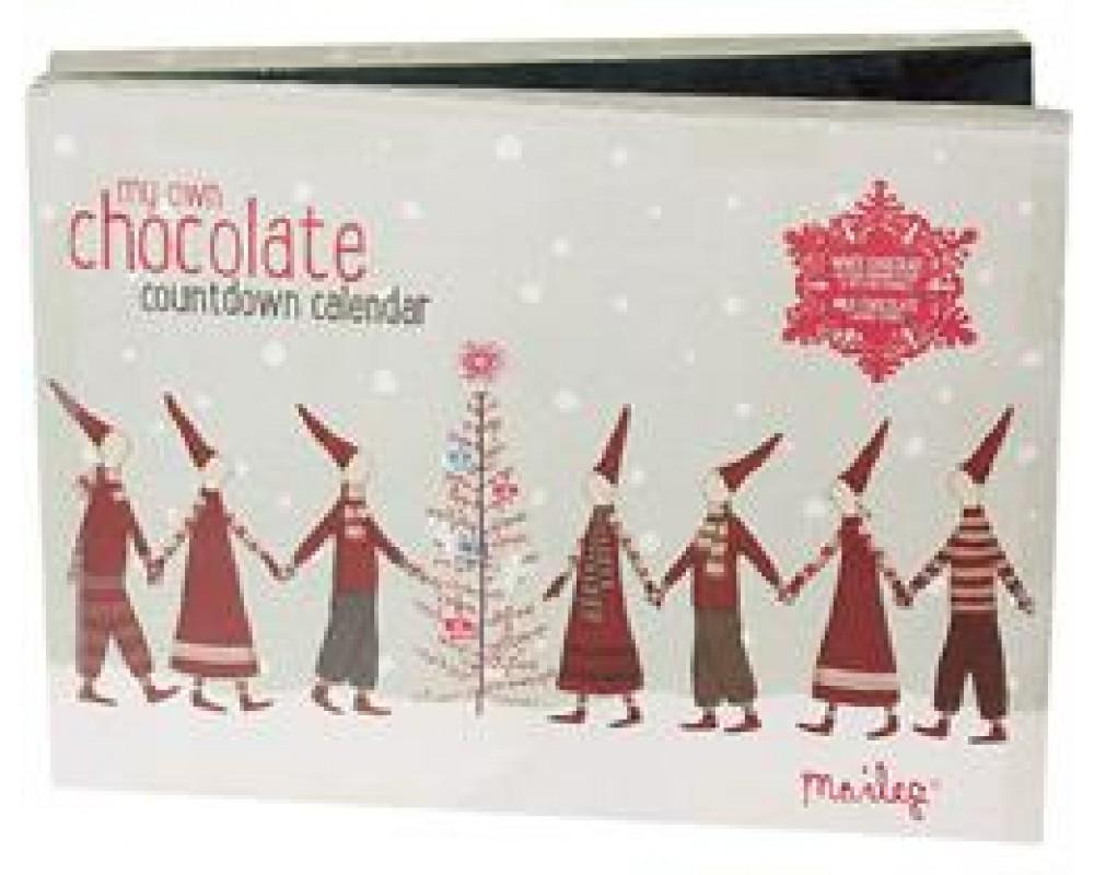 Maileg Chokoladekalender 2015-31