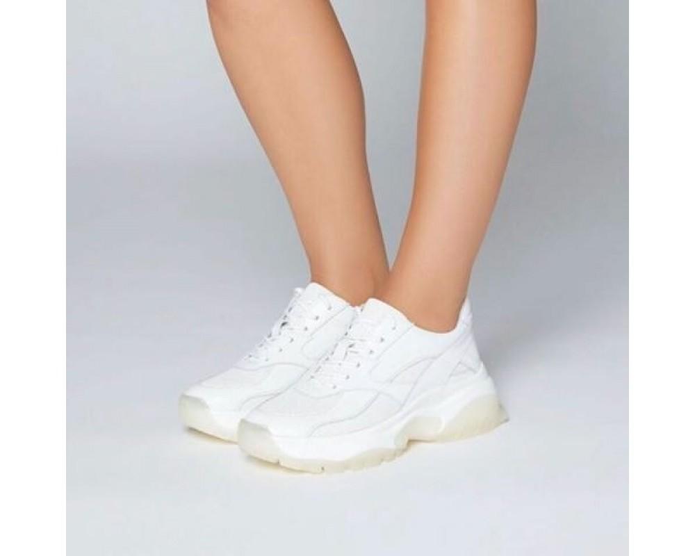 hvid sneakers philip hog bianca