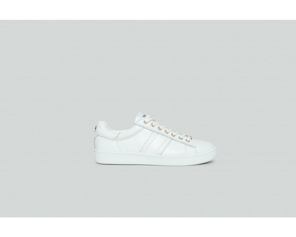 dame sneakers hvid skind philip hog