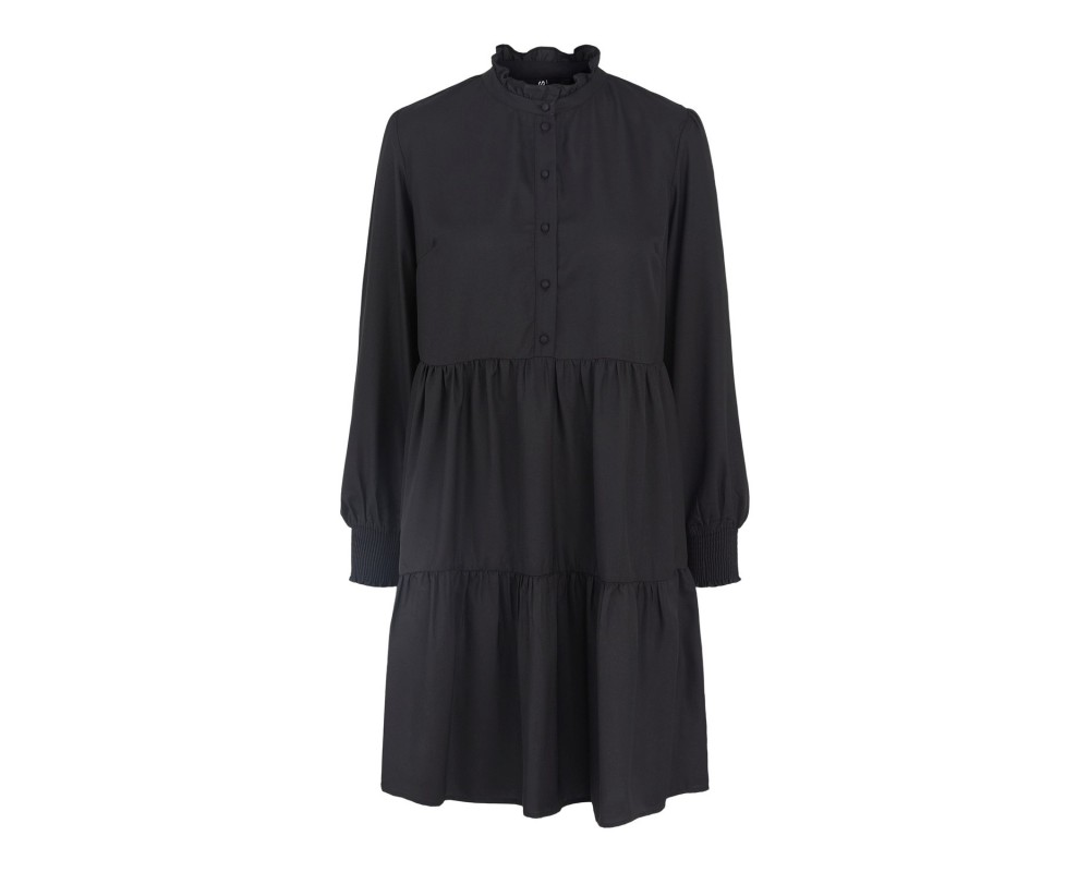 kort sort kjole pieces