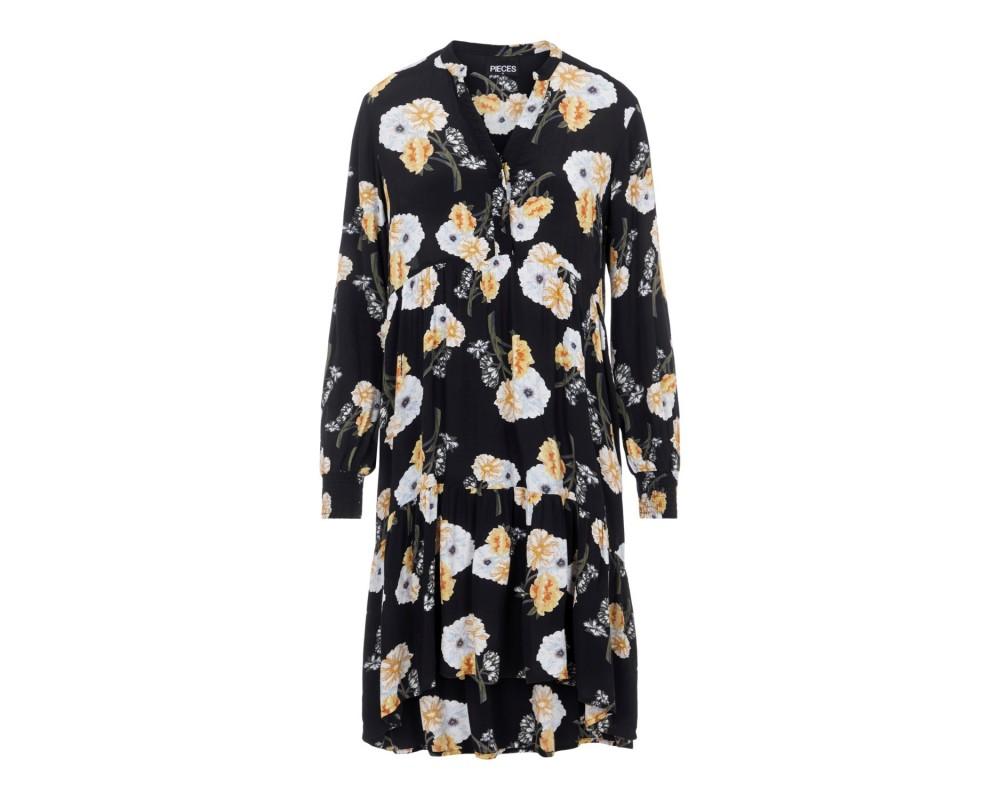 kort blomstret kjole pieces