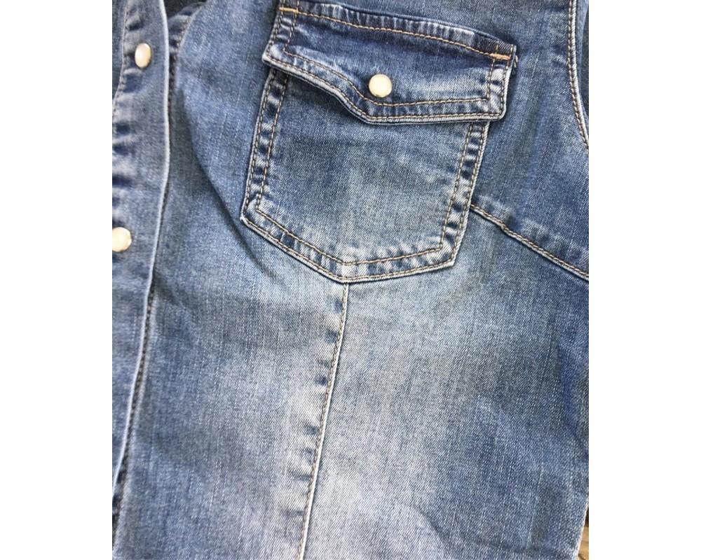 denim skjorte piro