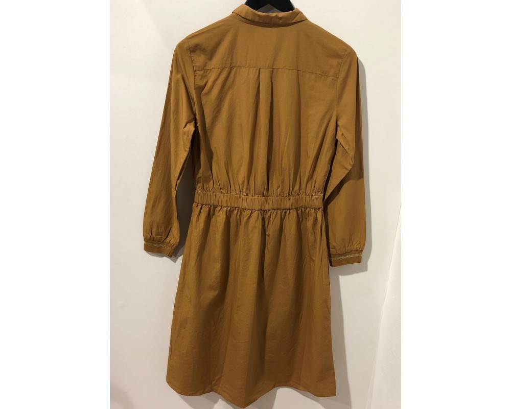 kjole camel saint tropez