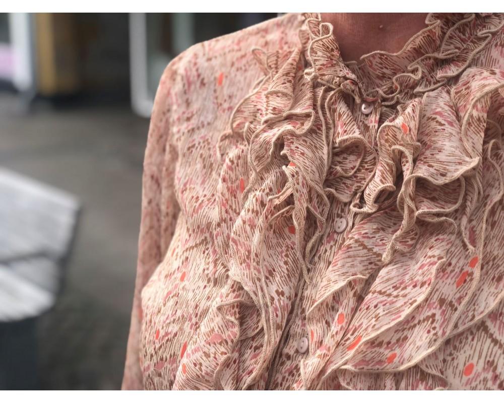 lilly kjole saint tropez