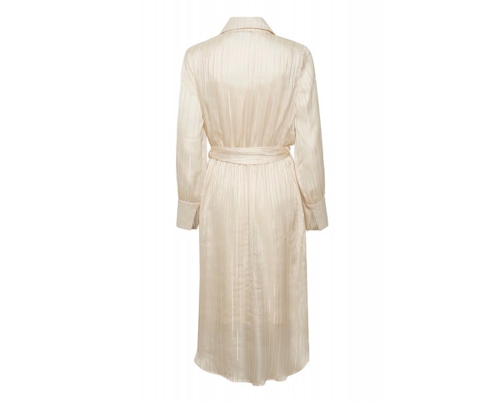 kjole creme saint tropez