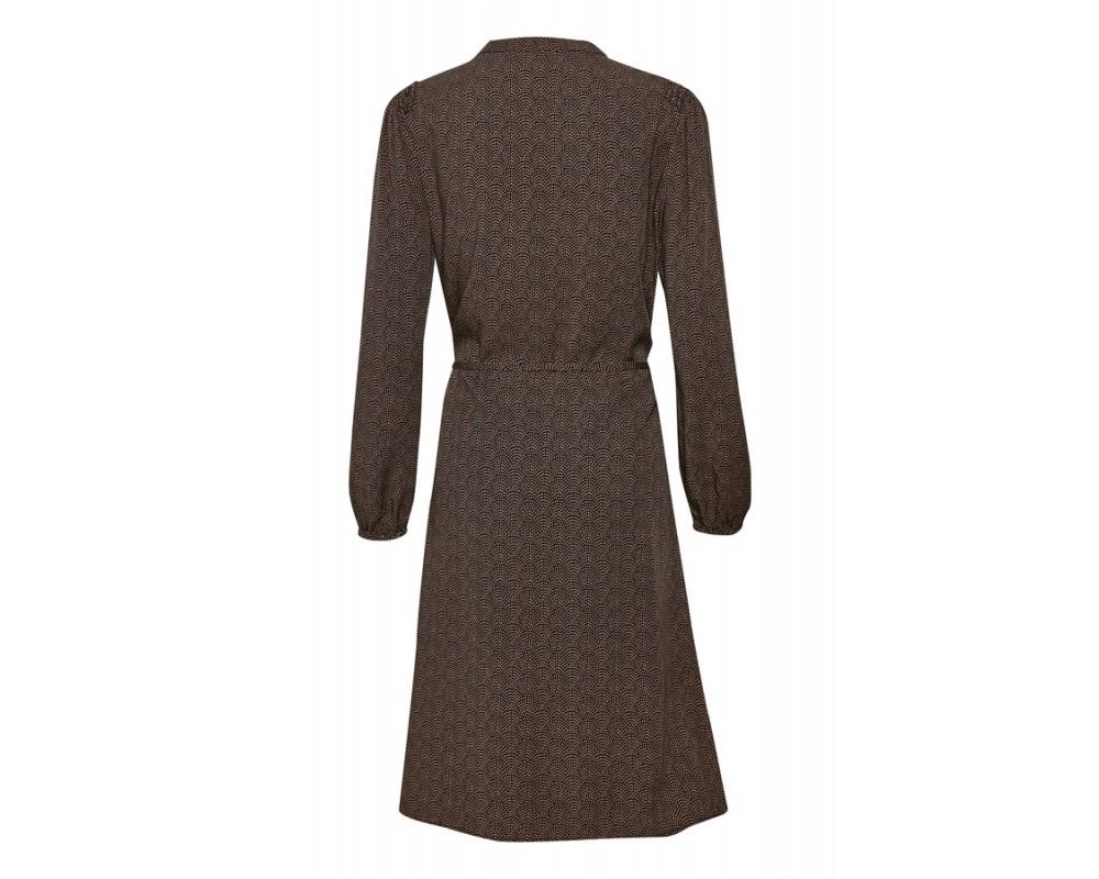 langærmet kjole saint tropez