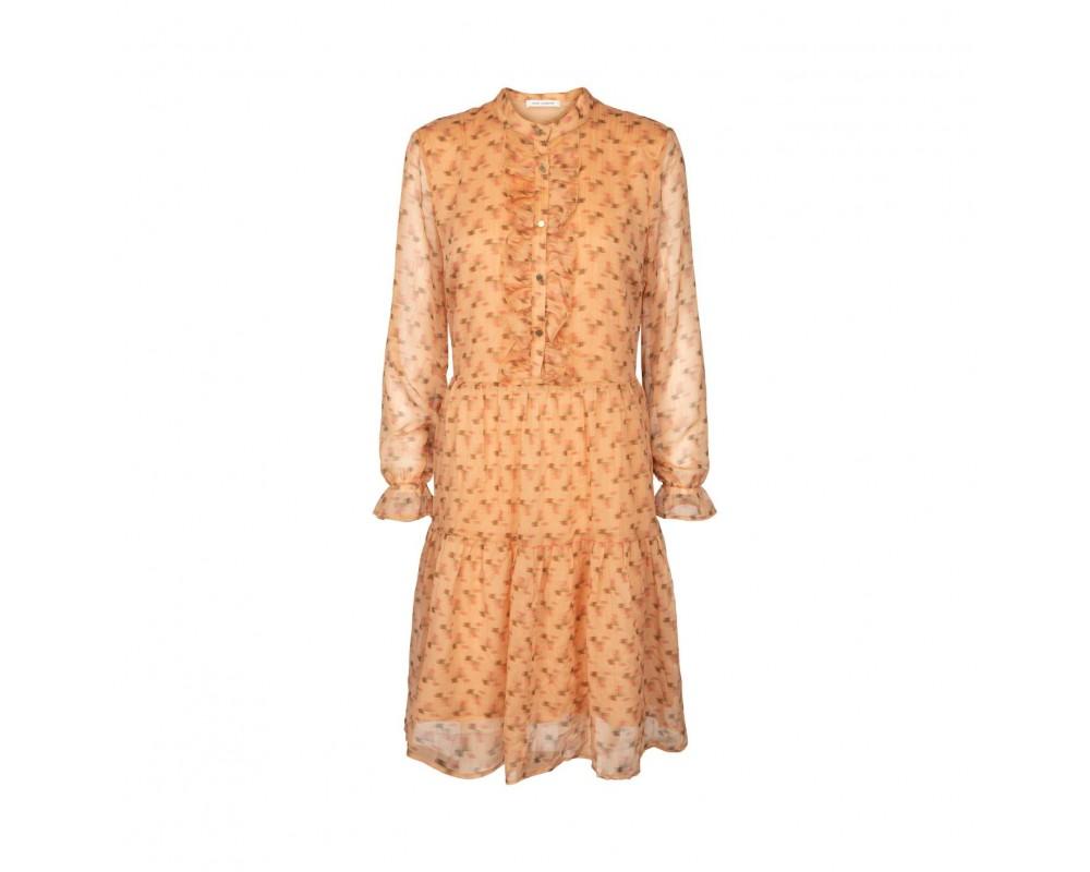 sofie schnoor kjole nude cassie