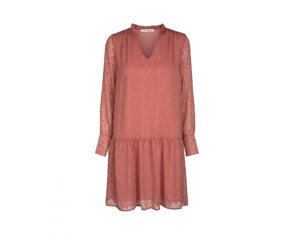 solfie schnoor ofelia kjole rosa