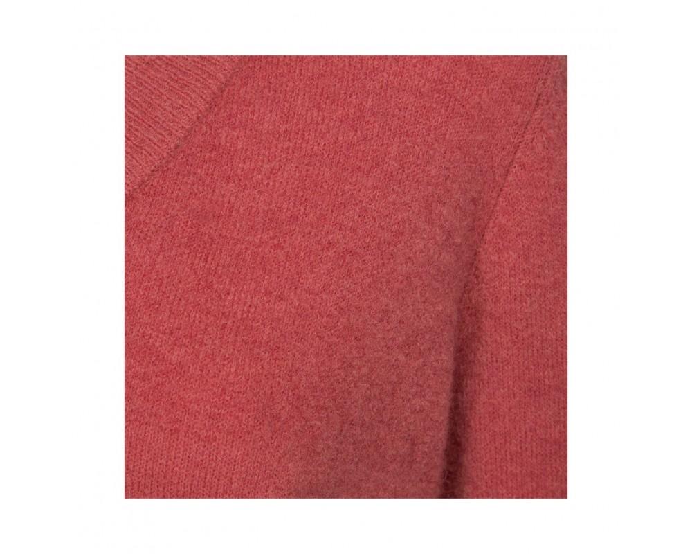 sofie schnoor strik bluse rosa