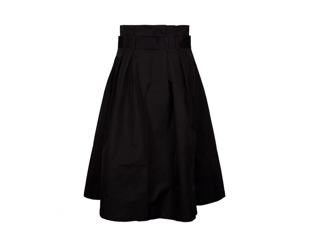 sort nederdel sofie schnoor