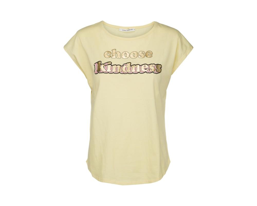 Sofie Schnoor T-shirt gul