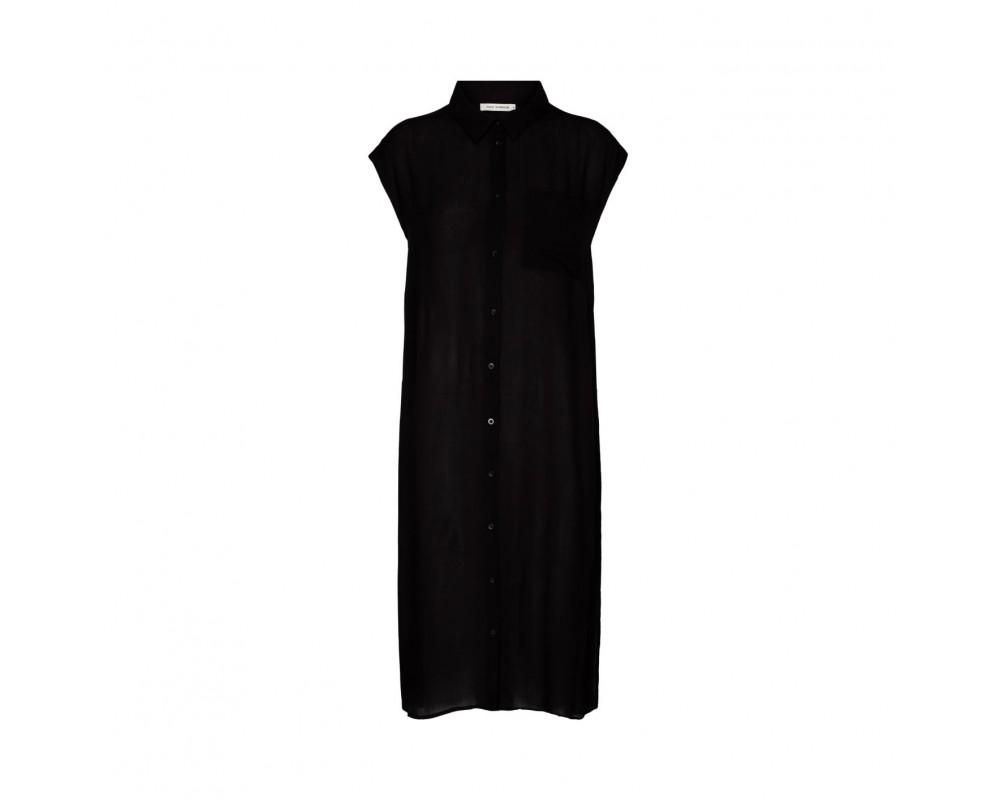 lang sort kjole sofie Schnoor