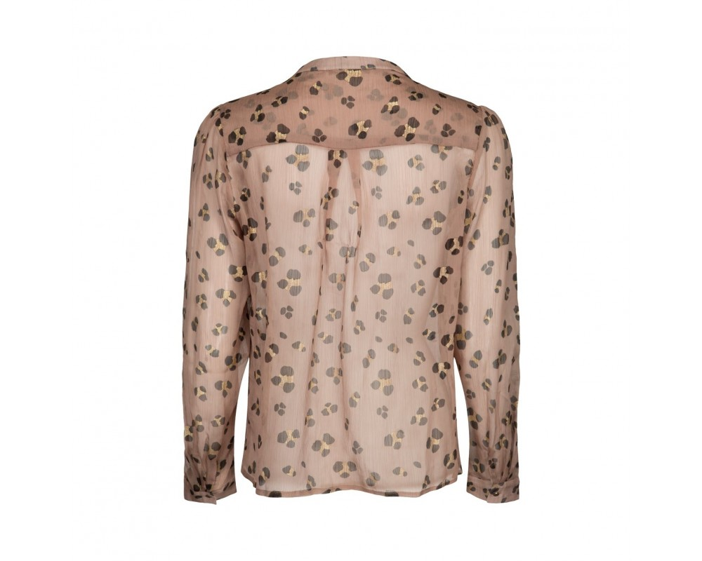 skjorte med print sofie schnoor