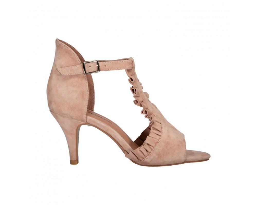 høj sandal rosa sofie schnoor