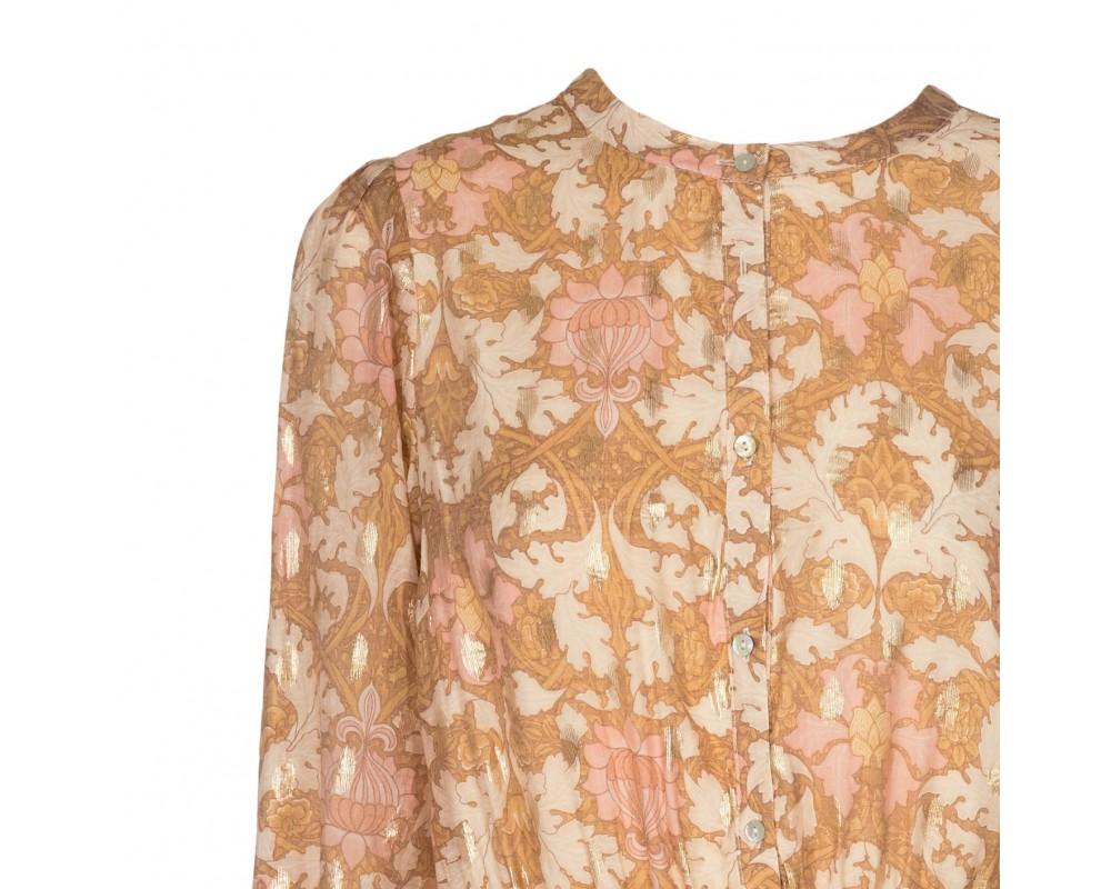 Kjole gul rosa sofie schnoor