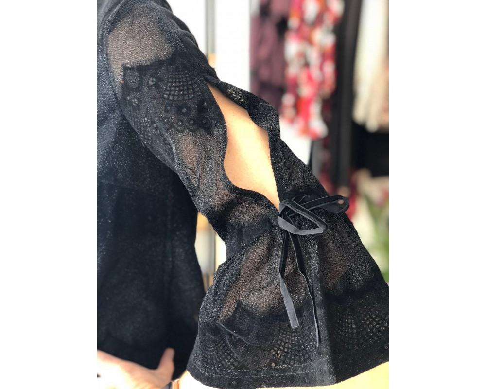 Sofie Schnoor kjole sort