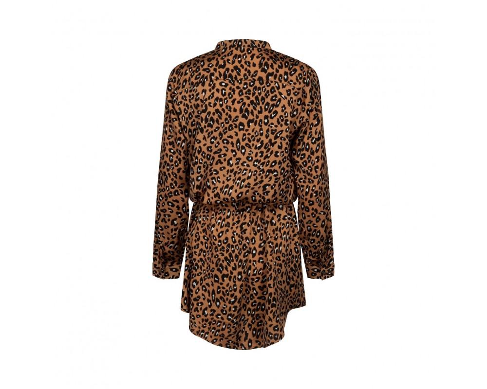 kjole leopard sofie schnoor