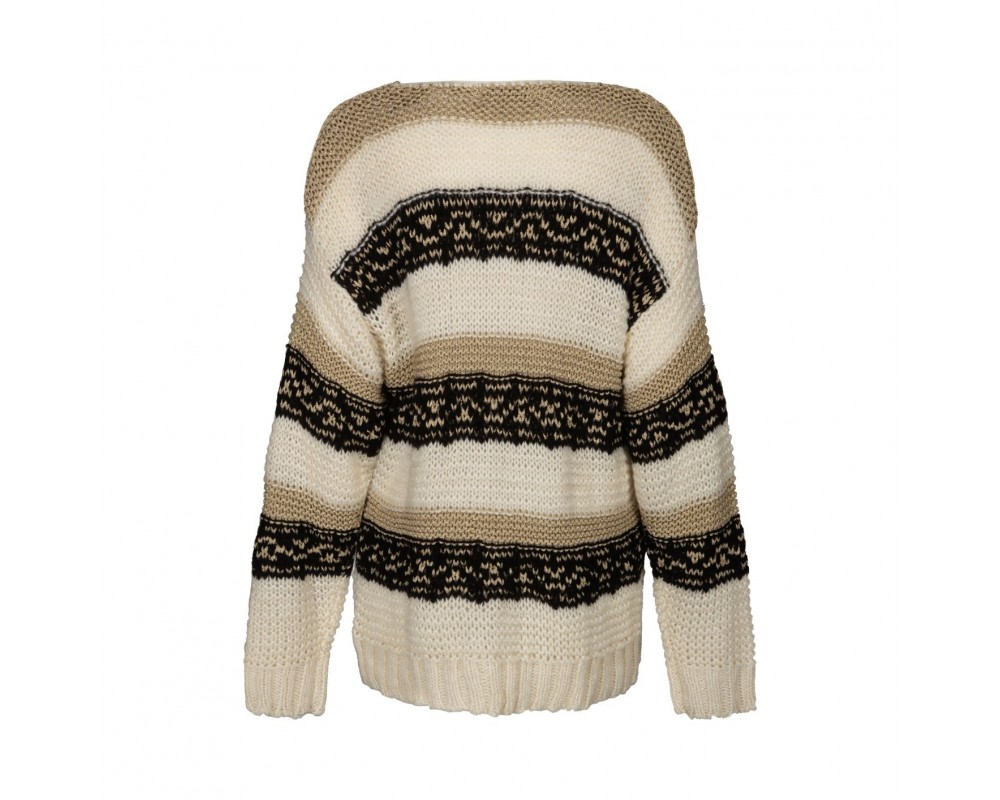 strik sweater sofie schnoor off white