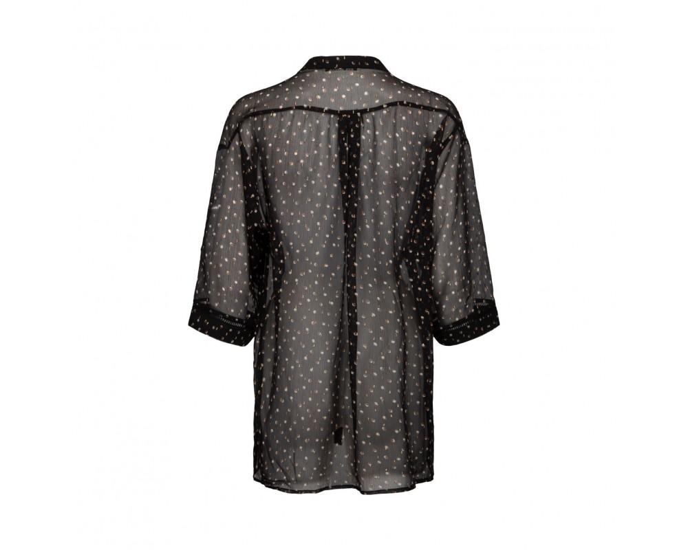 sofie schnoor skjorte sort