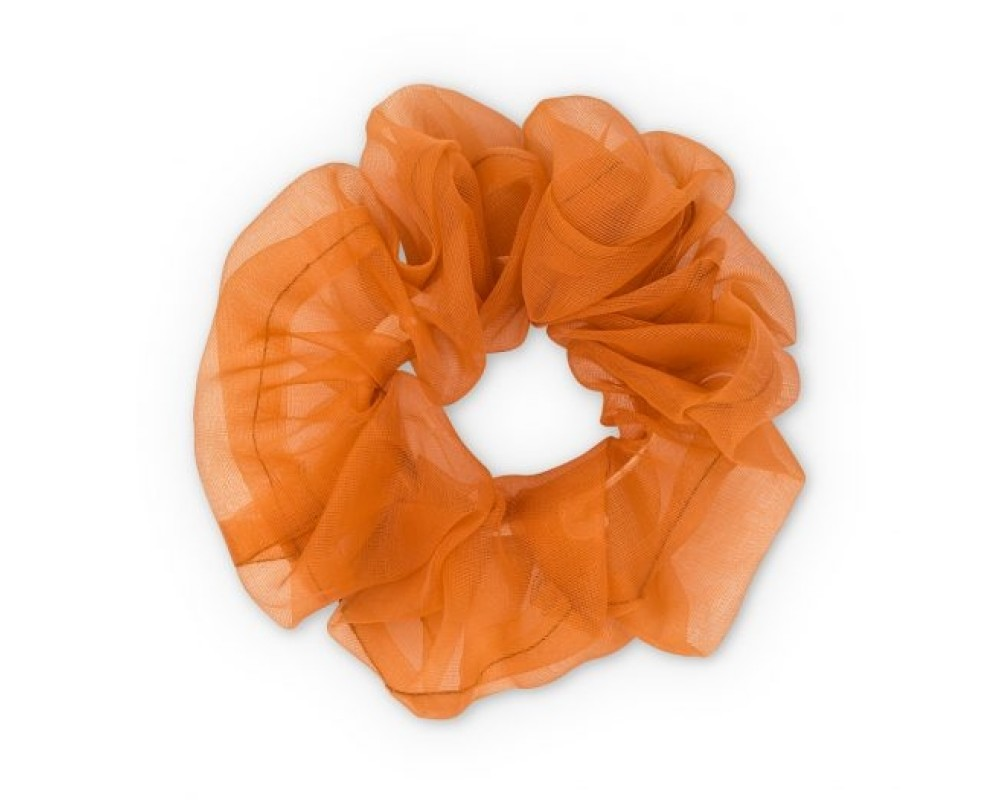 organza scrunchie hårelastik sui ava