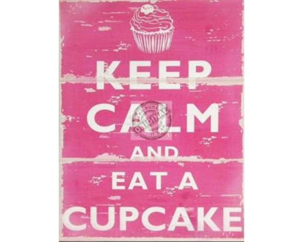 Keep Calm and eat a cupcake-31