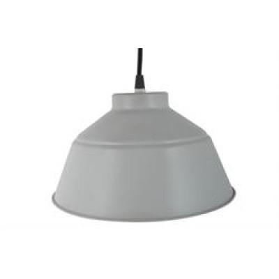 Ib Laursen Grå Metal Lampe-31