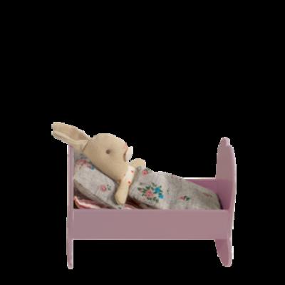 Maileg Baby Vugge / Lilla-31
