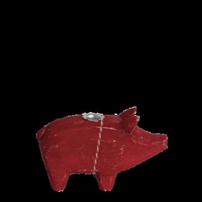 Maileg Rød Trægris Small.-31