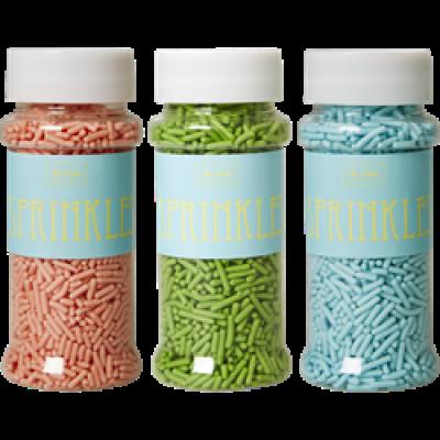 Rice Kagekrymmel Tre Forskellige Farver.-31
