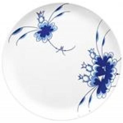 Medusa Blue Dancers Tallerken stor-31