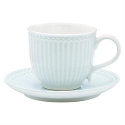 GreenGate Kaffekop Alice pale blue-31