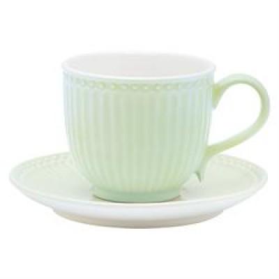 GreenGate Kaffekop Alice pale green-31