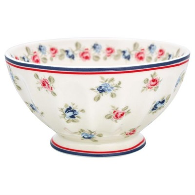 GreenGate French bowl large Hailey white-31