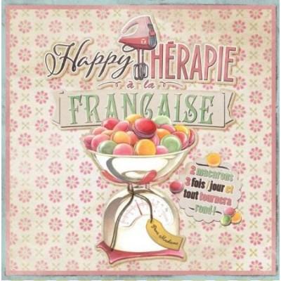 "Natives Metalbakke ""Happy thérapie macarons""-31"