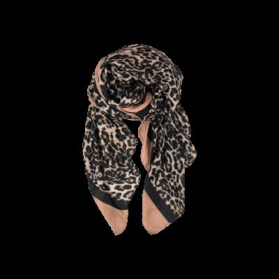 Black Colour tørklæde