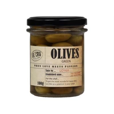 Le Cru Oliven Grønne-31