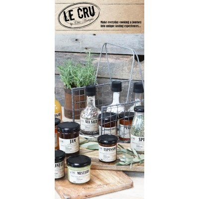Le Cru Marmelade Rabarber and vanilje-31