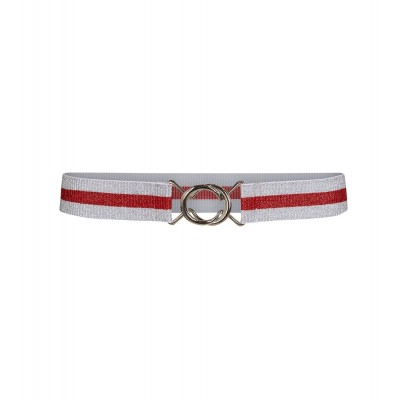 cocouture Metallic Lurex Belt-31