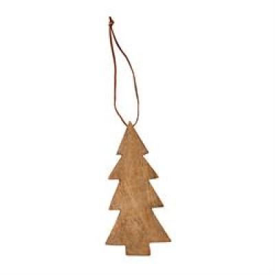 Hübsch Hængende juletræ mangotræ-31
