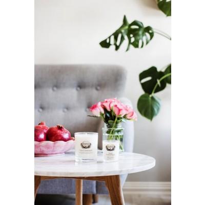 KLINTA duftlys - hvid jasmin