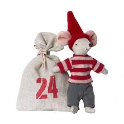 Maileg Tøj til Cousin Mouse-31