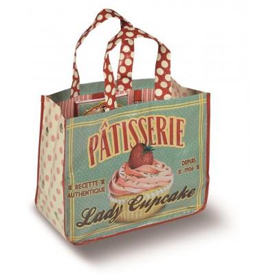 """Natives Indkøbstaske """"Lady Cupcake""""-31"""